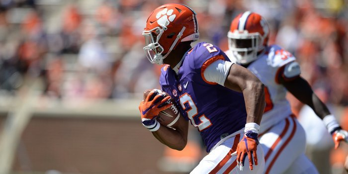 Clemson football weigh-in numbers | TigerNet