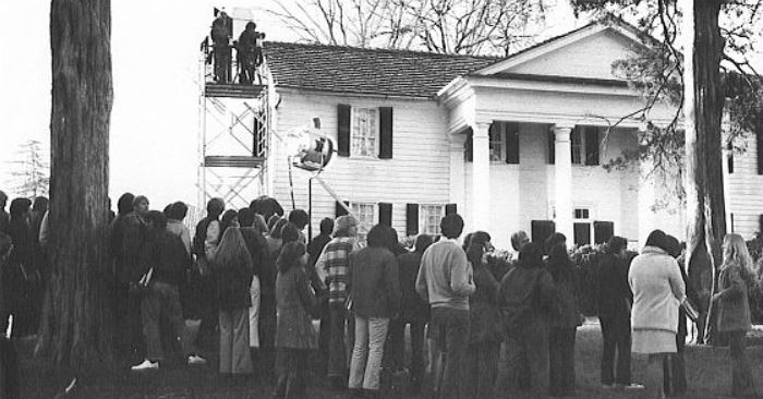 LOOK: Clemson Historic photo #66 'The Midnight Man'