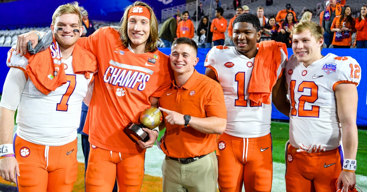 Spring Practice Preview: Clemson's QB room is deep and talented