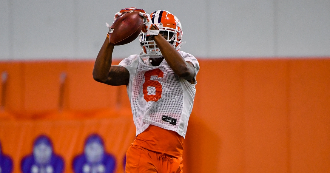 Next Man Up: Who steps in and contributes with loss of Justyn Ross?