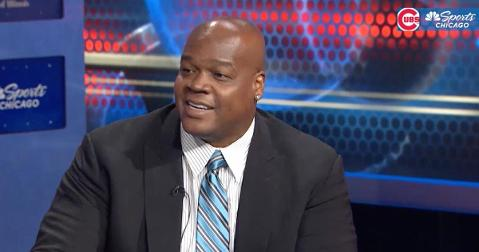 """Former White Sox great Frank Thomas is certain that the Cubs are currently suffering from a """"disconnect"""" in their clubhouse."""