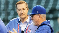 Cubs News and Notes: Tom Ricketts on team salary, Starling Marte, Nats win, Hot Stove