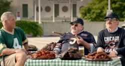 WATCH: Brett Favre sits down with 'Da Bears' in hilarious video