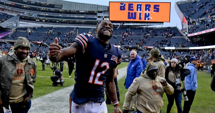 Robinson is a key for the Bears' offense (Matt Marton - USA Today Sports)