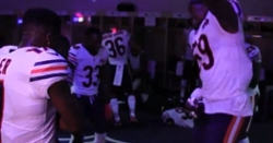 WATCH: Bears celebrate by dancing in 'Club Dub' after win