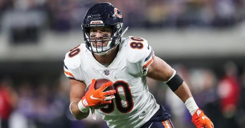 Chicago Bears: 2019 Tight End player projections