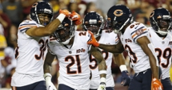 Three Bears' Takeaways from win over Redskins