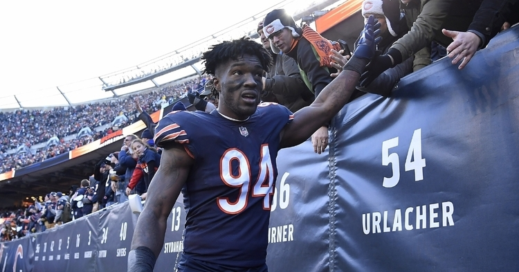 Leonard Floyd is scheduled to make 13.2 million this season