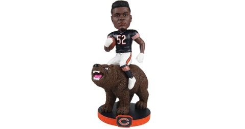 Hurry -- The Bobblehead is limited to only 2,019