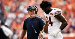 Latest Bears news from Chuck Pagano's media session