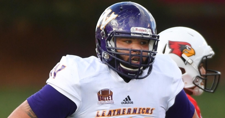 LaCale London is an interesting player (Photo Credit: Journal Star)