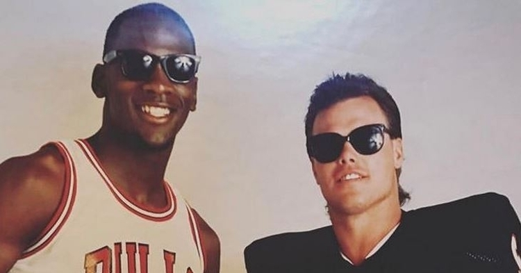 Two Chicago stars that played golf together