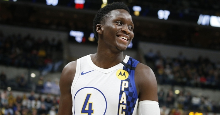 Are the Chicago Bulls targeting Victor Oladipo?