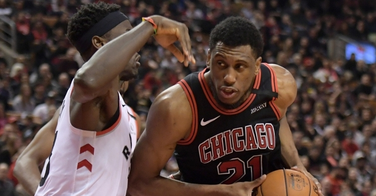 Thaddeus Young had a solid game for the Bulls (Dan Hamilton - USA Today Sports)