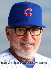 Joe Maddon Photo