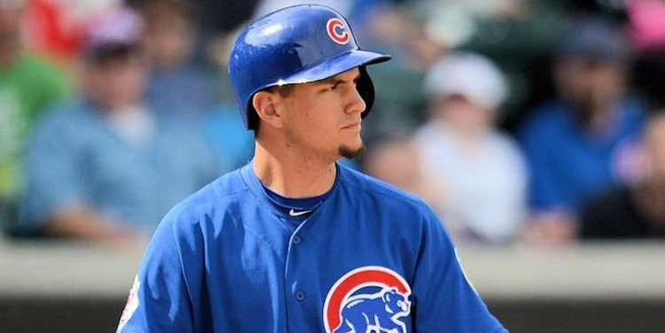 Albert Almora Jr. will start the season at Triple A (Photo: Joe Camporeale - USA TODAY Sports