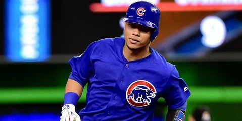 Willson Contreras roped a pinch-hit double in the sixth frame that ultimately won the game for the Cubs.