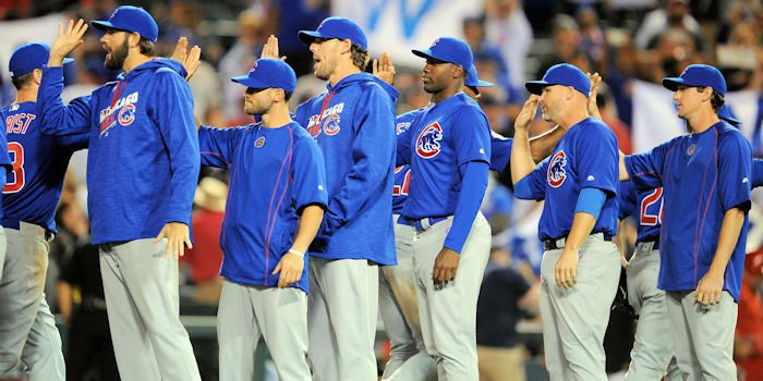 Cubs' bats go silent in loss to Rockies