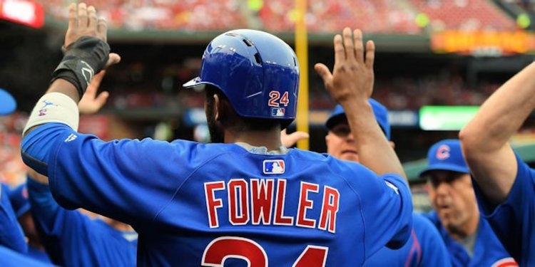 Dexter Fowler will always be remembered by Cubs fans (Jasen Vinlove - USA Today Sports)
