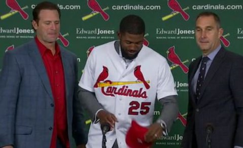 Fowler's contract details with Cardinals
