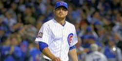 Cubs recall veteran reliever, send down RHP