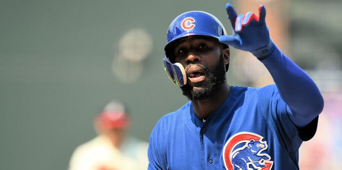 Cubs slam 3 homers in win against Padres