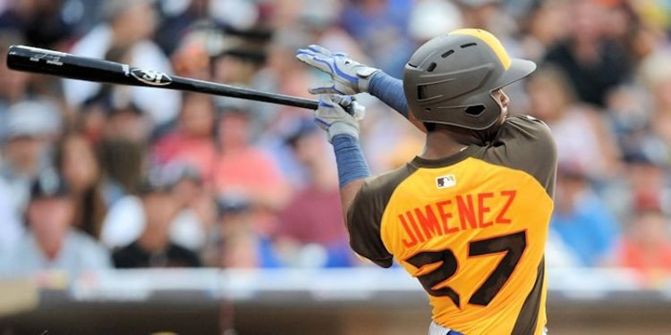 Eloy Jimenez named Cubs Minor League Player of the Year