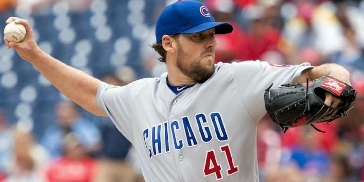Cubs activate John Lackey from disabled list
