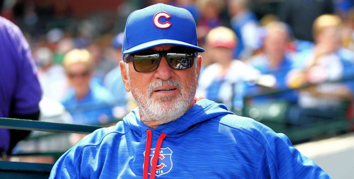 Cubs manager Joe Maddon made a risky move that did not pay off by starting Brian Matusz on Sunday night, but the even riskier move of using Jon Lester as a pinch hitter in the most pivotal at-bat of the game, however, did pay off.