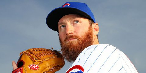 Cubs release right-handed pitcher