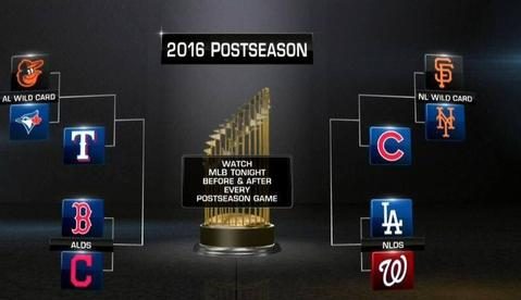 Photo: MLB Playoff Schedule