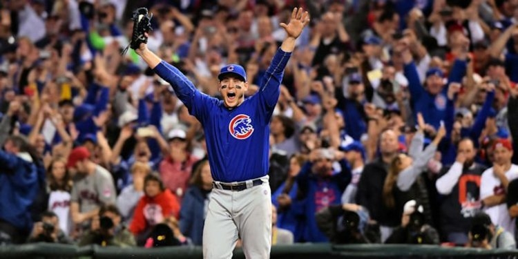 Cubs broke the title curse in 2016 (Dennis Wierzbicki - USA Today Sports)