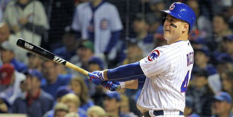 Rizzo named Defensive Player of the Year at 1B