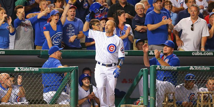 Chicago Cubs: It's official: Ross to be on Dancing with the Stars