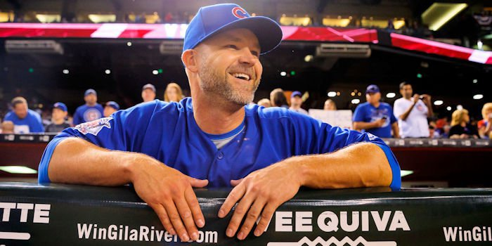 Cubs name David Ross special assistant to baseball operations