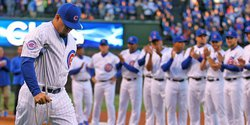 Cubs announce World Series roster, Schwarber included