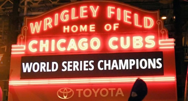 Vegas odds on Cubs to win 2021 World Series