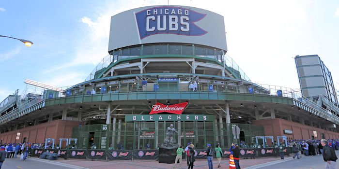 Chicago Cubs: First Look: Cubs vs. Padres at Wrigley Field