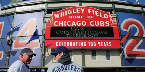 Despite finishing with MLB's best record this season, the Chicago Cubs will not have home-field advantage for the 2016 World Series, should they earn a chance to play in it.