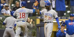 Wood's late game heroics lift Cubs past Brewers in 13 innings