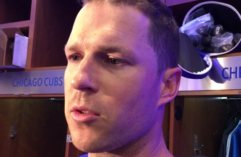 Coghlan discusses passing of his former teammate Jose Fernandez