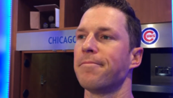 WATCH: Coghlan discusses being back with the Cubs