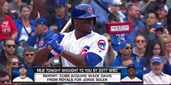 WATCH: Trade analysis of Soler for Davis