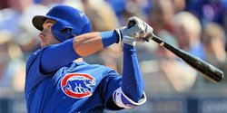 Almora homers in Cubs blowout win of Reds