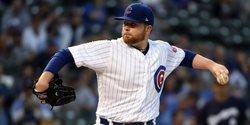Anderson throttled early as Cubs fall to Yankees