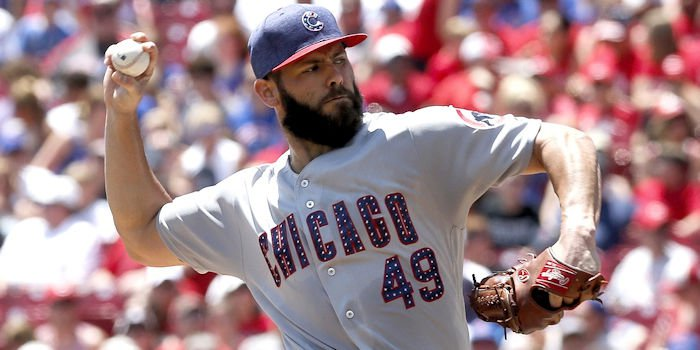Arrieta gave up only one hit on Sunday (David Kohl - USA Today Sports)