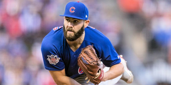 Chicago Cubs starting pitcher Jake Arrieta, who has been pitching really well as of late, boasts a spectacular 1.69 ERA in his last 11 starts.