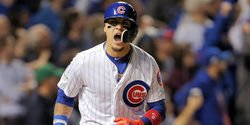 Baez homers twice as Cubs live to fight another day