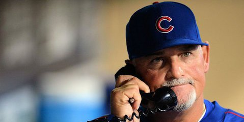 Bosio message to Cubs fans: