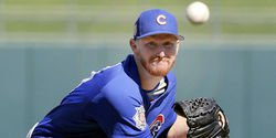 Cubs announce starting pitchers for 1st three games
